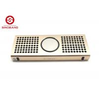 Wholesale Mini Aluminum Alloy Smartphone / Laptop Bluetooth Speakers Music Player from china suppliers