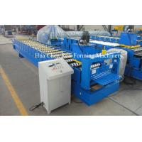 Wholesale High Precision Roofing Sheet Cold Steel Roll Forming Machine For Galvanized Steel from china suppliers