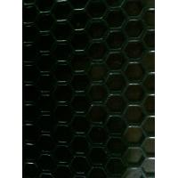 Wholesale black Perforated metal Mesh Cloth , Perforated Decoration metal sheets from china suppliers