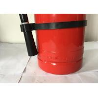 Quality Cartridge Operated Dry Powder Fire Extinguisher , 4kg Fire Extinguisher For Home for sale
