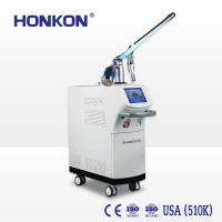 Buy cheap Fractional Co2 Laser Machine for Acne Skin Rejuvenation / Scar Removal 30W 10600nm from wholesalers