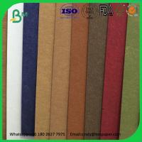 Quality Washable Kraft Paper Fabric Roll Eco-friendly Water Resistance Reusable Durable 150CM for sale