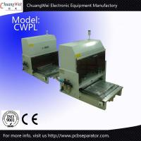 Wholesale Automatic Pcb Punching Machine, Metal Pcb Punch For Depaneling Fpc / Pcb Board from china suppliers
