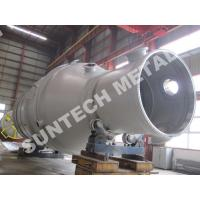 Wholesale 2200mm Diameter Shell Tube Condenser 18 tons Weight  for pharmacy / metallurgy from china suppliers