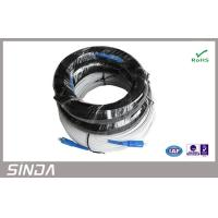 Wholesale FTTH Fiber Optic Patch Cord SC Outdoor multimode fiber patch cord from china suppliers