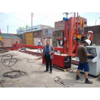 Wholesale Automatically Big Pole Pipe Making Machine / Pipe Close And Welding Machine from china suppliers