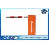 Quality 100% Heavy Duty Vehicle Barrier Gate Retractable Fence / Retractable Barrier for sale