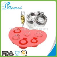 Buy cheap Promotion!!Diamond Shape Silicone Ice Cube Tray/Ice Tray Mold from wholesalers
