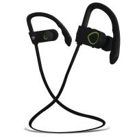 Wholesale 100mAh Sport Headphones Bluetooth Stereo Earbuds With 5 - 7 Hours Talk Time from china suppliers
