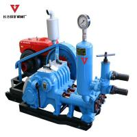 Wholesale BW250 Horizontal Triplex Drilling Rig Mud Pumps With L28 Diesel Engine from china suppliers