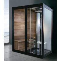 Wholesale Monalisa M-8287 steam room steam and sauna room steam sauna massage room combined sauna steam and massage cabinet steam from china suppliers