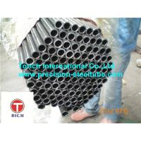 Wholesale ERW / DOM Welded Steel Tube SAE J525 Low Carbon Tubes Annealed for Automotive Industry from china suppliers
