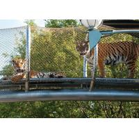 Buy cheap Stainless Steel Zoo Enclosure Mesh Animal Enclosure Netting Fence from wholesalers