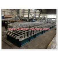Wholesale Corrugated IBR Steel & Aluminium Roofing Sheet Moulding Machine with Metal Roll Former Production Line from china suppliers