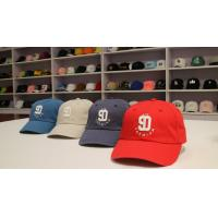 Wholesale 3d Embroidery Logo Wholesale Sport cap Casual Cotton Golf Hats Cheap Baseball Caps from china suppliers