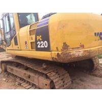 Wholesale used komatsu excavator pc220 8 from china suppliers