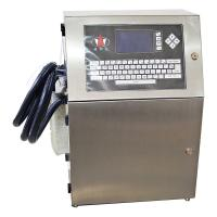 Wholesale Intelligent Automatic Continuous Inkjet Printer For Expiry Date Stamping from china suppliers
