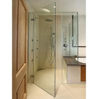 Wholesale safety glass for shower enclosure with en12150 from china suppliers
