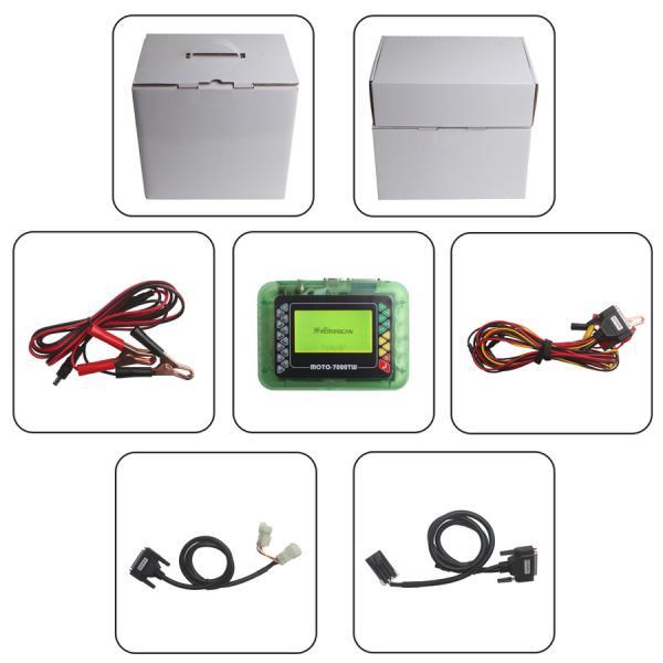 MOTO 7000TW Scanner Display 1