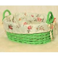Buy cheap Willow or Wicker Basket BS-009 from wholesalers