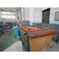 Wholesale Two Sides Cold Pressure Formed WPC Door Machine , Seamless MgO Board Production Line from china suppliers