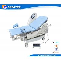 Wholesale Electric Adjustable Obstetric Delivery Bed Operation , hospital abortion Table from china suppliers