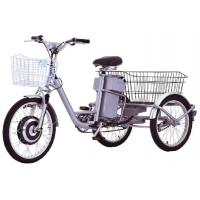 Buy cheap Electric Tricycles/Trikes from wholesalers