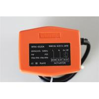 Wholesale ON/OFF Control 15 seconds Running Time AC24V 4N.m torque Electric Actuator WRA-6302A from china suppliers