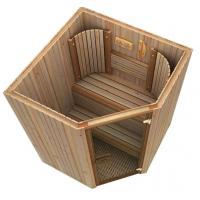 Wholesale Cedar Sauna Cabins from china suppliers
