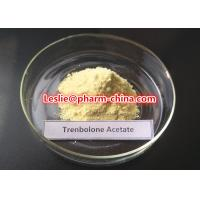 Wholesale No Side Effect Anabolic Anti Aging Steroids Yellow Powder Trenbolone Acetate CAS 10161-34-9 from china suppliers