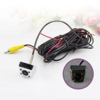 Wholesale Reverse camera 4LED lights Night vision best car backup camera aftermarket rear view safety assit camera 12V from china suppliers