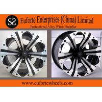 Wholesale SUV Off Road Black Wheels from china suppliers