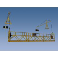 Wholesale Zlp800b Steel Swing Stage Scaffolding, Suspendedworking Platform 7.5m Length from china suppliers