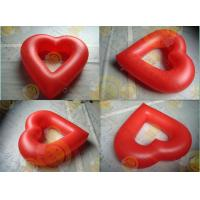 Wholesale Party Inflatable Advertising Helium Balloons Attractive Red Love Shaped from china suppliers