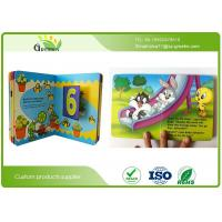 Wholesale Light Coated Paper Hardcover Toddler Board Books with Offset Printing  21 * 21cm Size from china suppliers