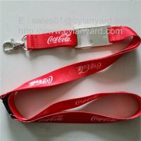 Wholesale Promotional dye sublimation beer bottle opener lanyards, bottle opener lanyards wholesale, from china suppliers