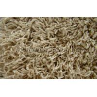Wholesale Super Soft Area Carpet, Polyester Shaggy Solid Beige Rug, Hand-tufted Solid Color Rugs from china suppliers