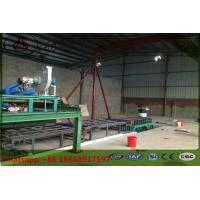 Quality Smooth Fiber Cement Board Machine 50HZ 54KW Construction Plate Production Line for sale