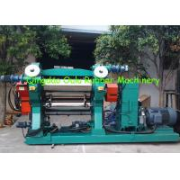 Wholesale Industrial Calender Machine Rubber Sheet , Three Roll Calender Machine from china suppliers