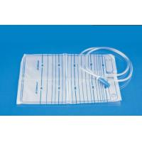 Disposable urine collector urine bag