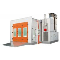 Wholesale Downdraft Paint Spray Booth 18KW For Car Spraying and Baking from china suppliers