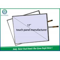Wholesale High Durability Industrial Touch Screen 17 Inches 5 Wire Resistive Touch Panel from china suppliers