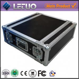 Wholesale LT-FC168 aluminum ata road flight case 2u shock mount flight case rack from china suppliers