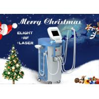 Wholesale 3 In 1 ND Yag RF E-light Machine For Hair Removal / Tattoo Reduction / Skin Tightening from china suppliers