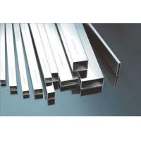 Wholesale 304 316 316L Inox Square / Rectangular Tubes Stainless Steel Welded Pipe / Tube from china suppliers