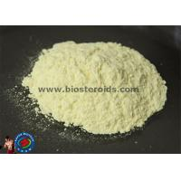 Wholesale Gym Hormone Powder Trenbolone Acetate Light Yellow Powder CAS 10161-34-9 from china suppliers