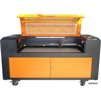 Wholesale 1390 100w wood laser cutting machine for  foam  leather  cake topper from china suppliers