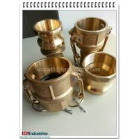 Wholesale Brass cam and groove coupling from china suppliers