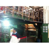 Quality 20 - 80 PHR Hardness 4 Roll PVC Calender Machine With 5 - 45 M / Min Rotate Speed for sale