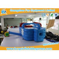 Wholesale Interactive 0.55mm Plato PVC Inflatable Airstream Table Football / Air Hockey Table from china suppliers